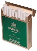 Dunhill Menthol Cigarettes